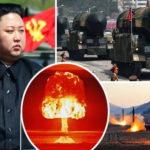 10 стран с наибольшим количеством ядерных ракет в мире