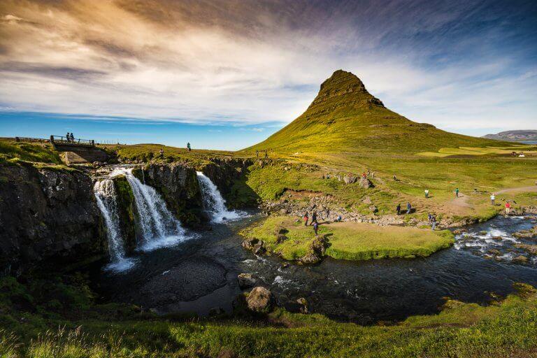 Киркьюфелл, Исландия
