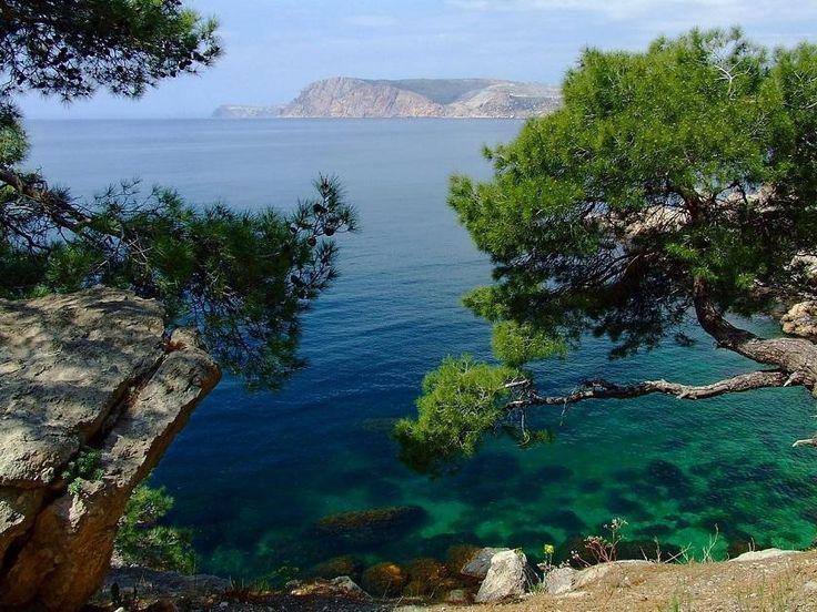 Климат и география Крыма