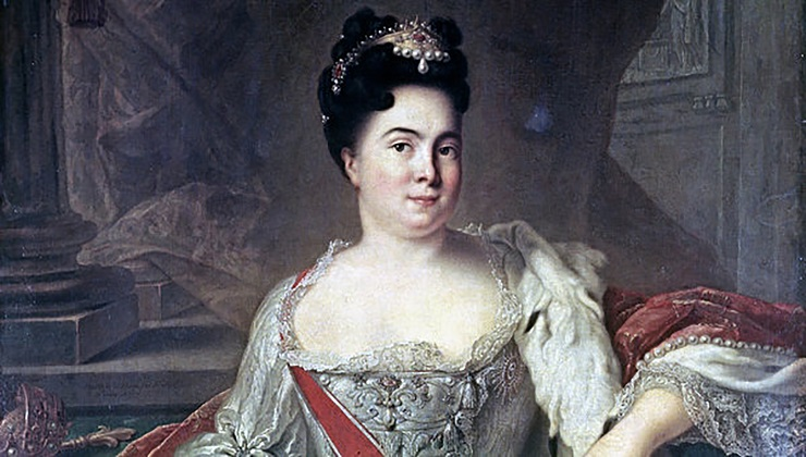 Марта Самуиловна Скавронская