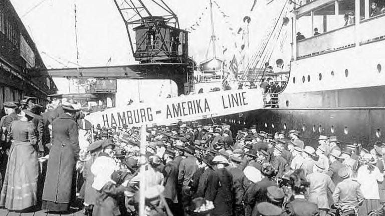 Миграция немцев в Америку