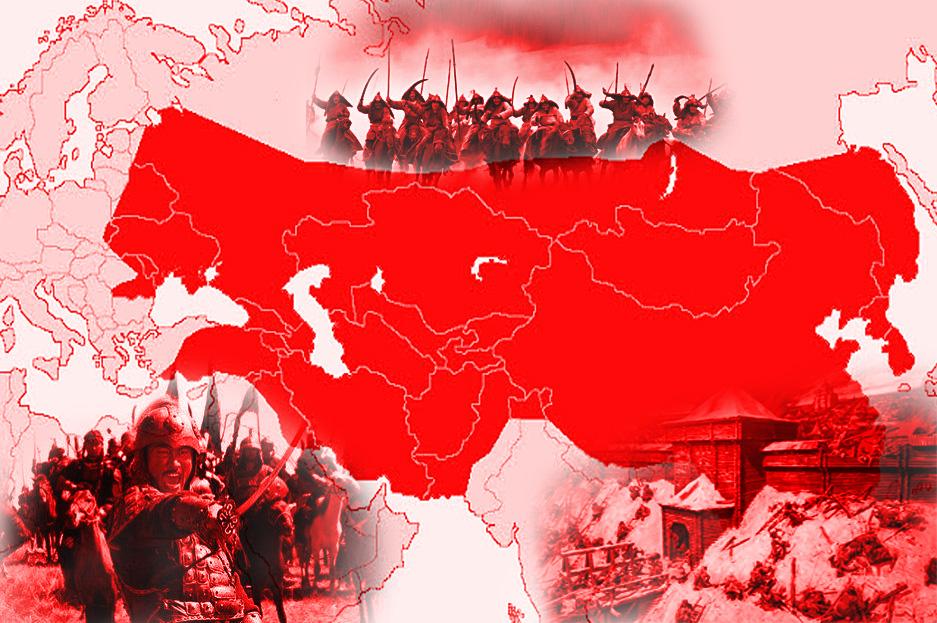 Монгольская империя