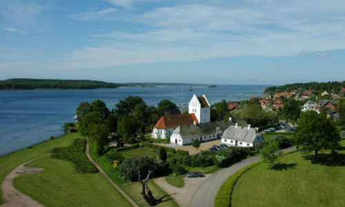 Остров Фюн, Дания