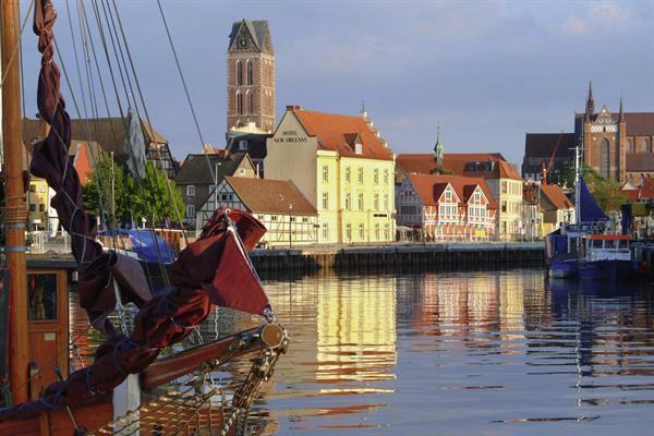 Средневековые города Висмар и Штральзунд