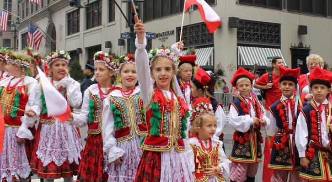 польская диаспора-самая большая в мире