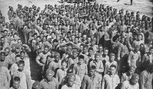 140 000 китайских рабочих служили на западном фронте