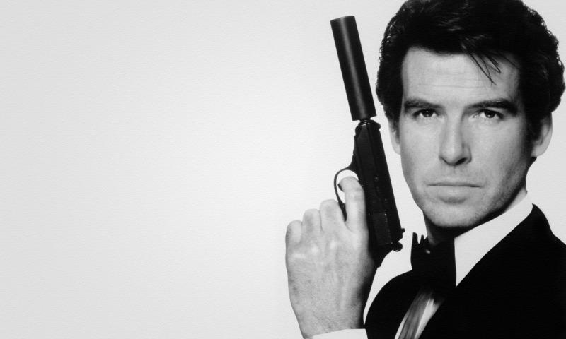 Walther PPK стал оружием Джеймса Бонда в 18 фильмах
