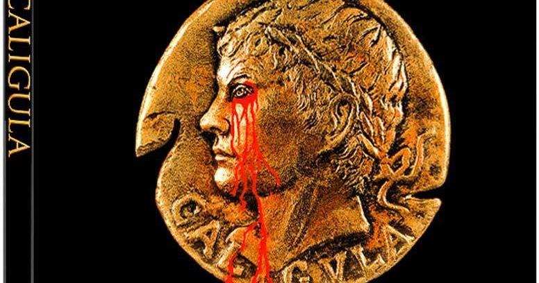 монета с Калигулой