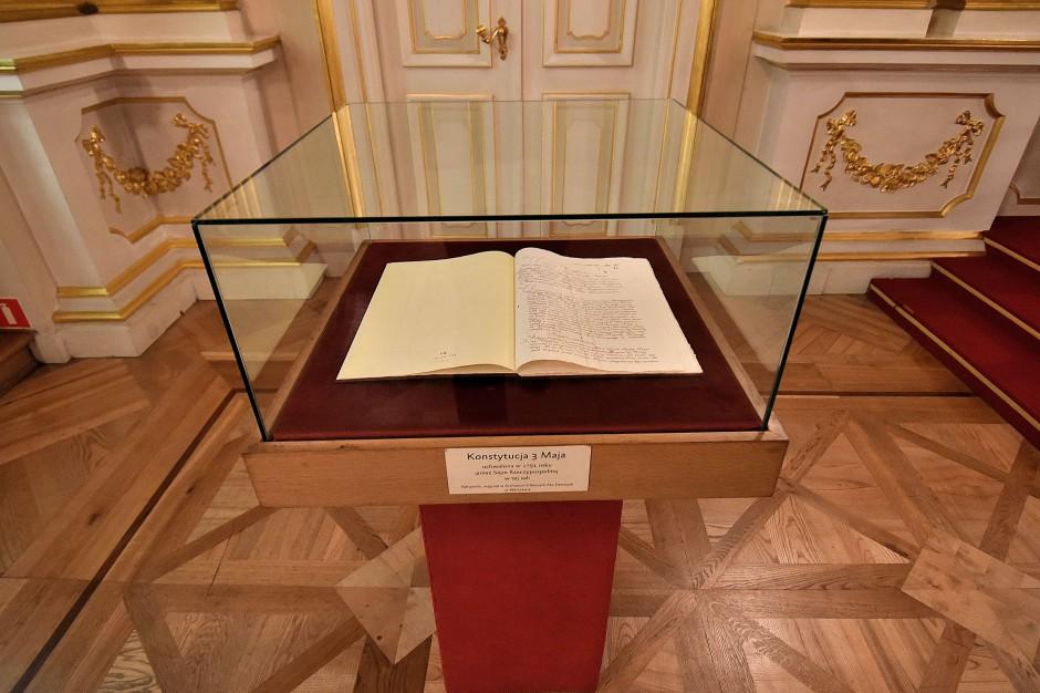 Первая Конституция в Европе