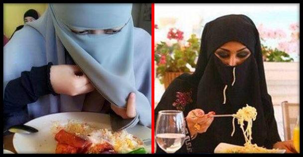 Поход в ресторан для женщин в саудовской аравии