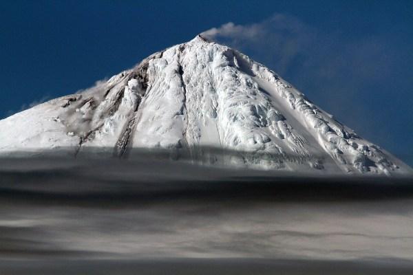вулкан Биг Бэн