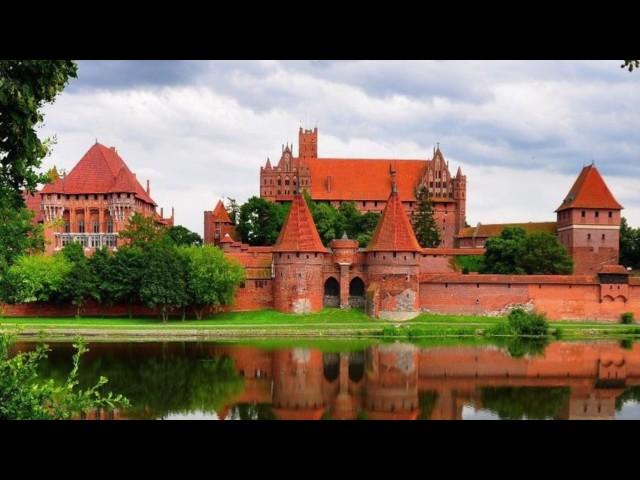 Замок Мельборк, Польша