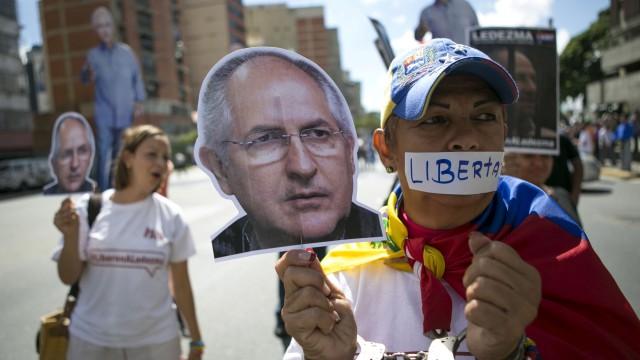Жизнь в Венесуэле: нет оппозиции