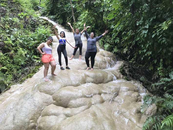 Поход к водопаду Буа Тхонг