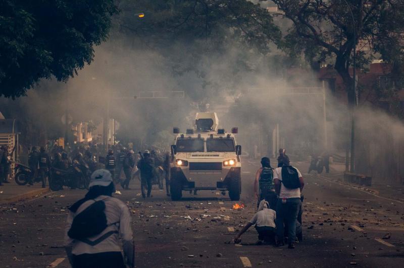 Жизнь в Венесуэле: анархия