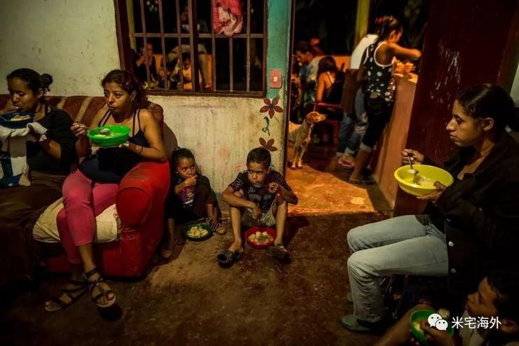 Люди в Венесуэле голодают