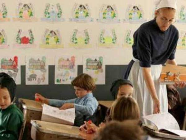 Образование амишей