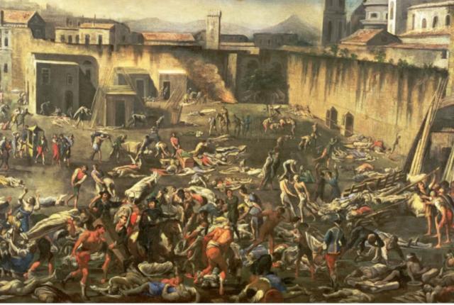 Итальянская чума