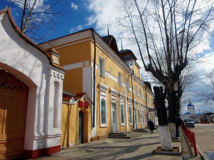Архитектура Улан-Удэ