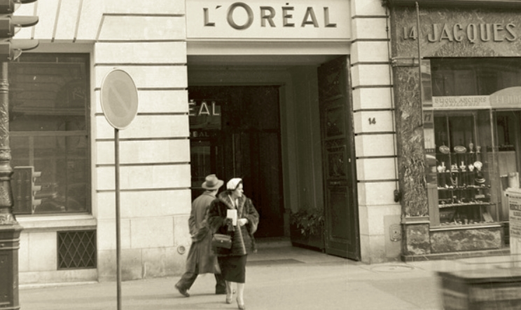 loreal 1960