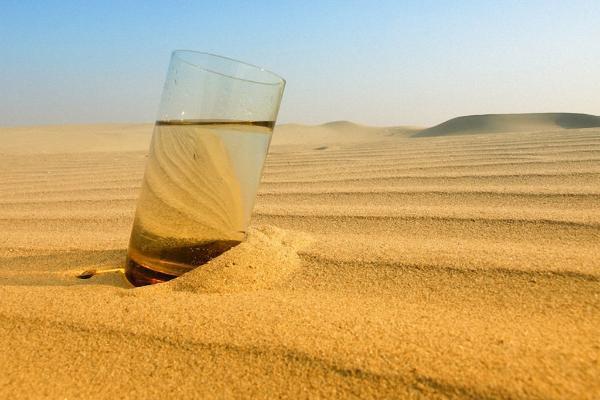 Почему пустыни опасны: нет воды