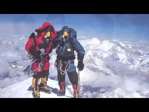 Apa Sherpa and Phurba Tashi