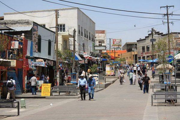 Сьюдад-Хуарес, Мексика