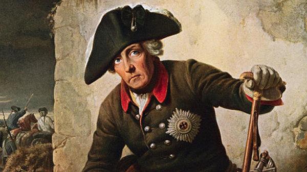 Фредерик II Прусский (1712-1786)