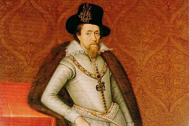 Яков I Английский (1566-1625)