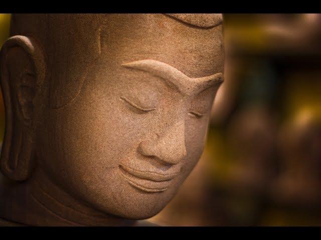 Король Джаяварман VII Ангкорской империи (1125-1218)