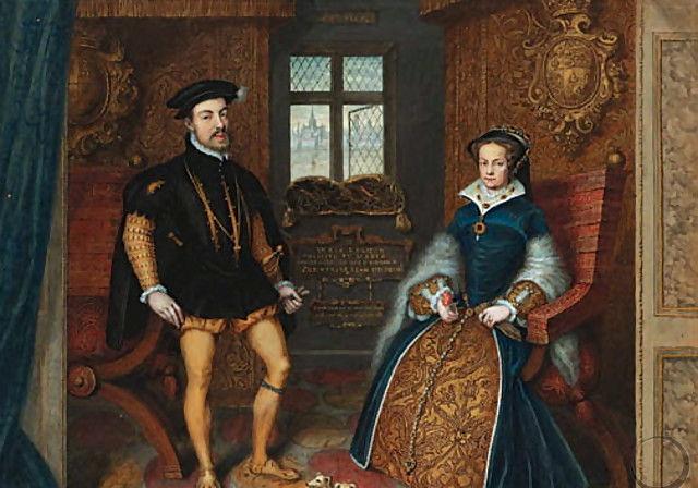 Мария I Английская Королева