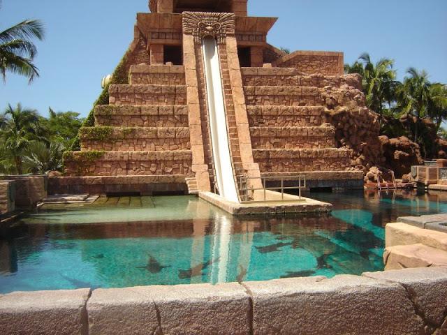Leap Of Faith - Atlantis Paradise Island
