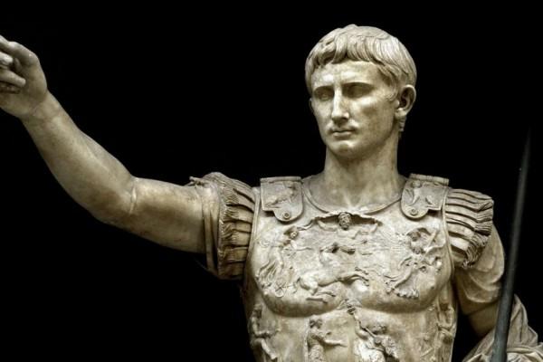 Август Римский (63 г. до н. э.-14 г. н. э.)