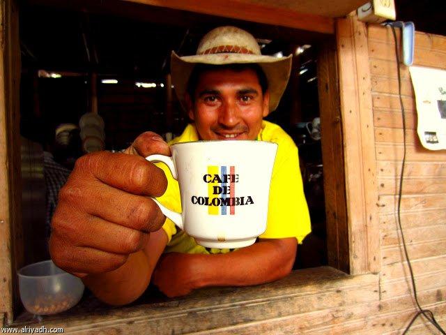 Кофемания в Колумбии