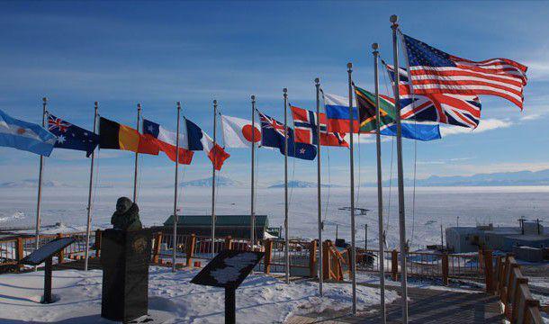 Антарктида не принадлежит ни одной нации