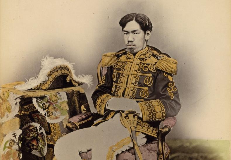 Император Мэйдзи из Японии (1852-1912)