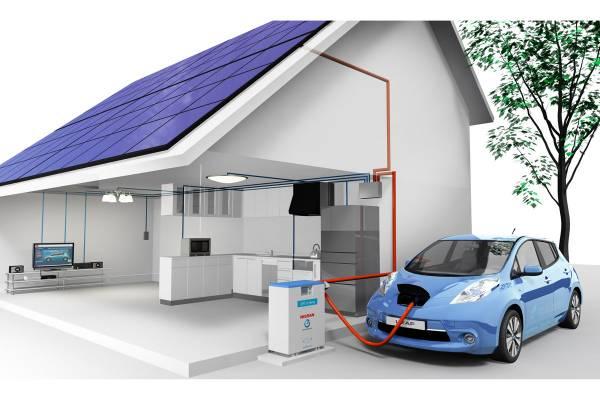 Вы можете питать свой дом от электромобиля