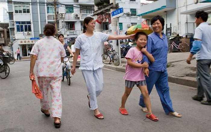 Пижама высокой моды в Китае