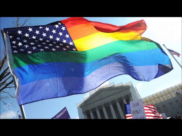 Джо Байден-сторонник ЛГБТК