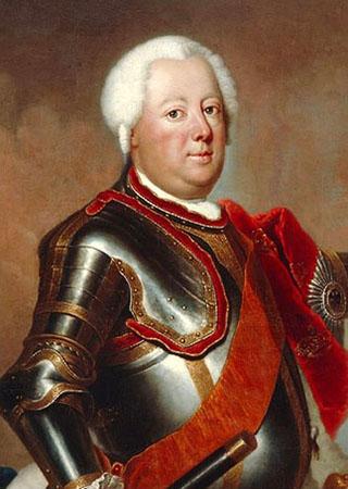 Фридрих Вильгельм I Прусский