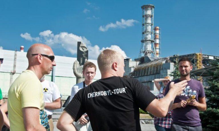 Тур по Чернобылю
