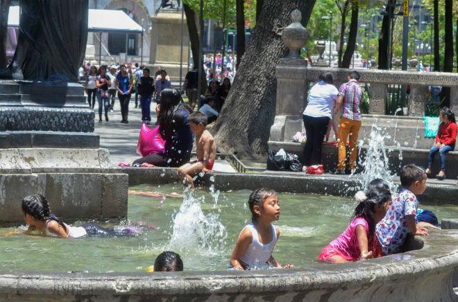 10 самых жарких стран в мире - Мексика