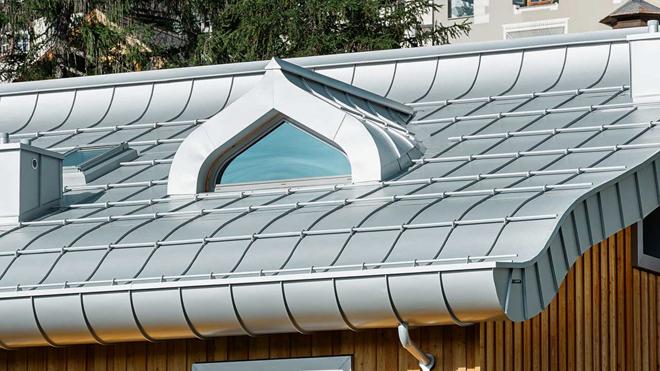 Алюминиевые крыши