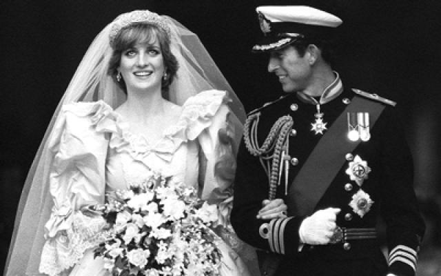 Брак принца Чарльза и принцессы Дианы