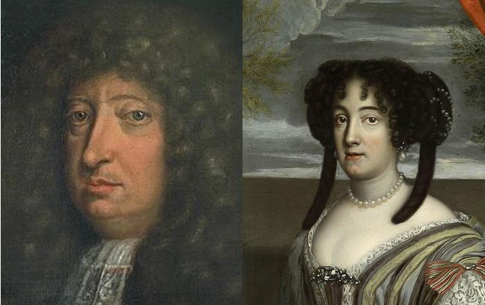Георг I с Софией Доротеей