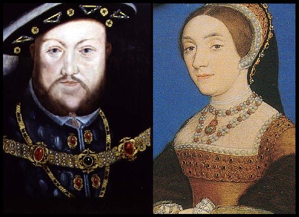 Генрих VIII Английский и Кэтрин Говард