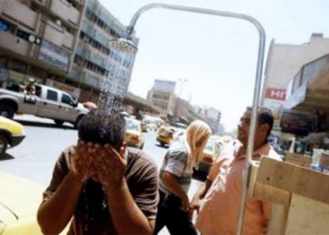 10 самых жарких стран в мире - Ирак