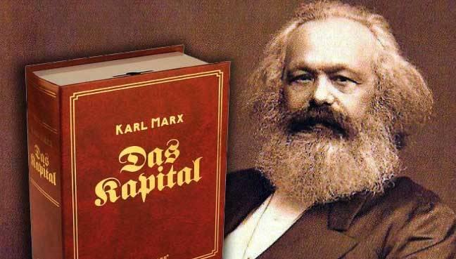 «Капитал» - самый знаменитый труд Карла Маркса