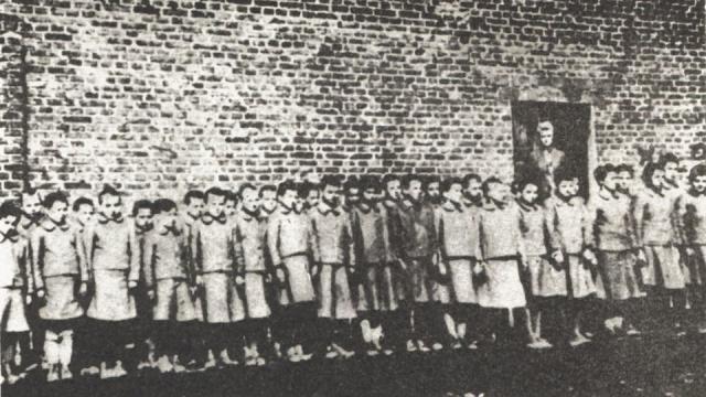 польские дети во время войны