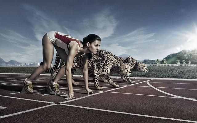 Лучшие бегуны на планете